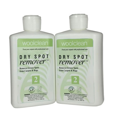WoolClean dry spot remover