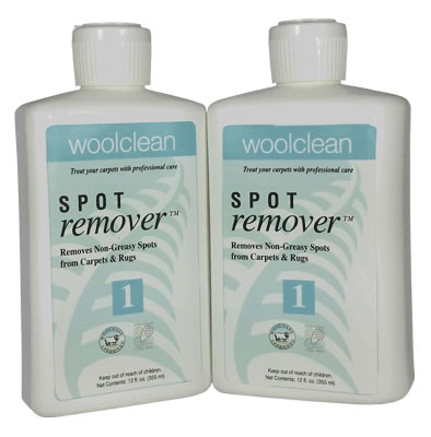WoolClean wet spot remover